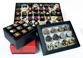 gourmet chocolate ortmentromanicos chocolate offers gift bo and towers for any budget elegantly wrapped and delivered to your list by priority mail