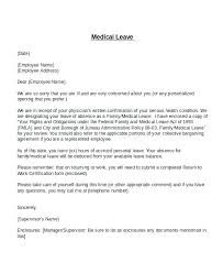 Request Time Off Letter Format Of Sick Leave Letter Formal New Sample Email Template