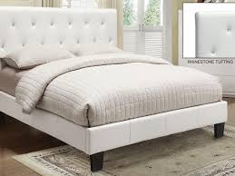 bedroom furniture pics. Bed With Tufted Headboard Bedroom Furniture Pics