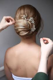 Hair Style Low Bun 5 absolutely gorgeous romantic wedding hairstyles the content 3112 by stevesalt.us