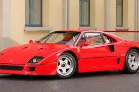 It's been thought now that that was just a marketing ploy from ferrari, making the first 200 mph car. 1987 1992 Ferrari F40 Top Speed
