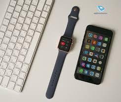 Mobile-review.com Apple Watch series 2: десять фактов