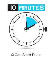 Ten Minutes Countdown Ten Minute Stop Watch Countdown