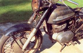 norton twins jubilee atlas repair parts manuals for need to know how to test the alternator on your 65 electra