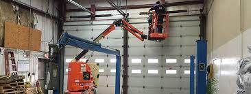 commercial garage door repair in columbus ohio