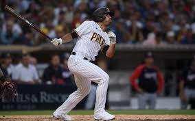 Padres' Daniel Camarena hits first ...