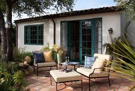 spanish style patio furniture. mediterranean furniture style patio with coushins outdoor spanish