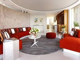 round rug with sectional sofa align it with a curved wall rug sectional sofa round rug with sectional