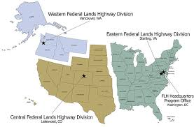Central Federal Lands Organization Chart Flh About