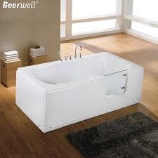2016 new walk in bath bathtub acrylic elderly people with for
