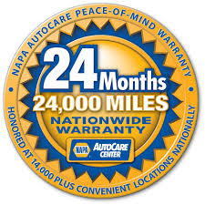 24 months 24 000 miles nationwide warranty