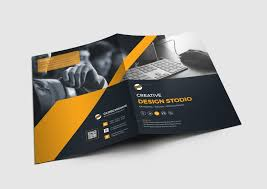 Presentation Folder Design Chicago Corporate Presentation Folder Design Template