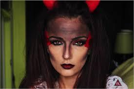 makeup ideas devil makeup y devil makeup look 2016 bonjourlovelies