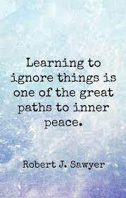 Giving Of Yourself Quotes Best Of Learn To Relax By Giving Yourself Permission To Ignore Things