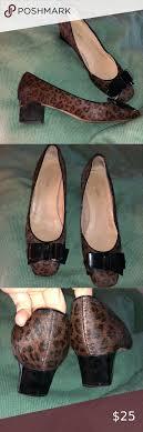 Ellen Tracy Barton Brown Calf Hair Leopard Pumps 8 in 2020 | Leopard pumps,  Shoes women heels, Calf hair
