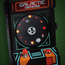 classic arcade wristwatch thinkgeek classic arcade wristwatch click to zoom asteroids ships tell the time asteroids ships tell the time