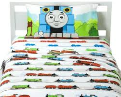 train sheets twin full size for boys cubs bedding comforter thomas the set train sheets