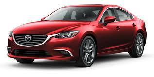 2016 Mazda 6 Exterior Colors