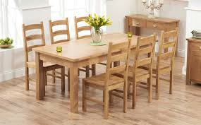 stunning oak dining table and chairs with oak dining table sets great ppcehad