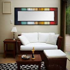horizontal wall mirror amazing awesome idea with charming ikea grant wood