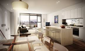 Studio Apartment Interiors Inspiration - Rental apartment one bedroom apartment open floor plans