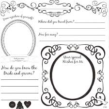 guest book template free leaving their mark courtneylovesjon