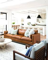 brown leather couch living room ideas. Decorating With Leather Furniture Living Room Vintage Bwn Couch Tan Decor Design Ideas Brown A