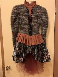 Designer Effie Mathews Dance Drama Play Women's Costume Adult XS Petite |  eBay