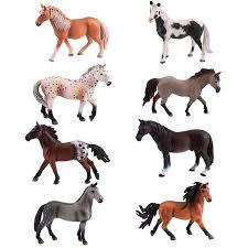 """<b>Игрики ZOO</b> TAV010 <b>Фигурка</b> """"<b>Лошадь</b>"""", 8 видов (в ассортименте ..."""