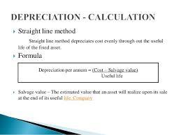 Fixed Asset Depreciation Calculator Amortization Expense Formula Rome Fontanacountryinn Com