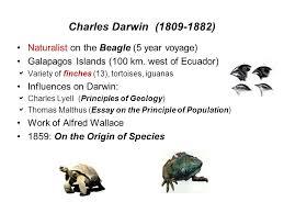 evolution origin of life ppt video online  8 charles darwin