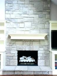 cost to reface fireplace sne s cost to reface brick fireplace with stone veneer