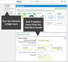 Tax Refund Calculator Whats My Tax Refund Estimate