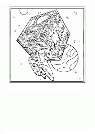Small Picture Coloring Page Star trek coloring pages 4