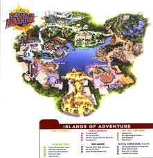 theme park page  park map archive