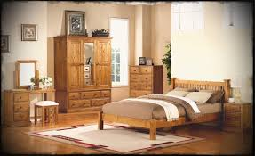 image modern wood bedroom furniture. Wooden Home Furniture Ideas For Bedroom Using Pine Wood With Divan Bed And Cupboard Mirror Also Image Modern