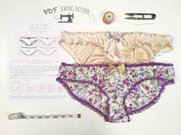 Lingerie Sewing Patterns