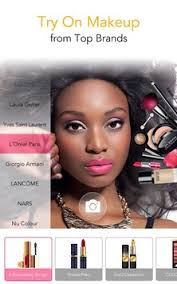 youcam makeup magic selfie makeovers screenshot 3