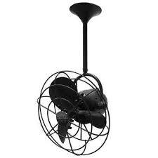 bianca direcional 13 in indoor outdoor matte black ceiling fan with wall control