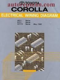 toyota ae111 wiring diagram wiring diagram and schematic the dog daihatsu charmant resurrection 2010