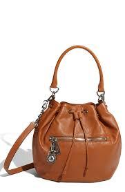 michael kors small drawstring handbags