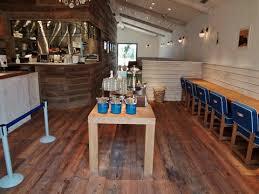 ロンハーマンに併設されたカフェ