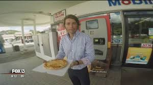 Pizza Vending Machine Lakeland Simple Pizza Vending Machine Huge Success In Lakeland Story FOX 48