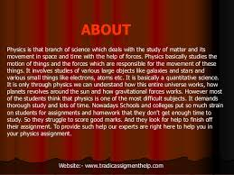 physics assignment help physics coursework help assignment help website tradicassigmenthelp com 3