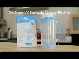 Dr.Brown's <b>Кувшин</b>-<b>миксер для детской молочной</b> смеси (950 мл ...