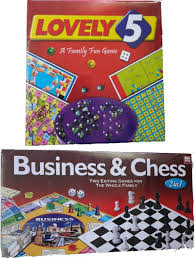 Fun Business Games Nilsea Mmt Lovely 5 A Family Fun Game Mini Business Chess