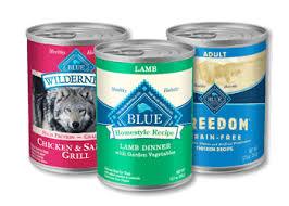 Wet Dog Food Blue Buffalo