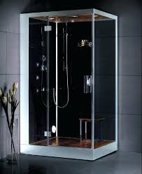 bathtub steam shower combo gorgeous steam shower units in glass enclosure for a luxury bathroom l r bathtub steam shower combo luxury