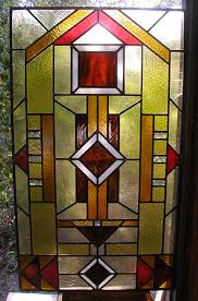 on this project our client had existing stained glass sidelites and a transom the sidelites were damaged beyond repair they had a new door installed and