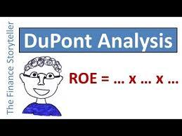 Dupont Chart Definition Dupont Analysis Explained